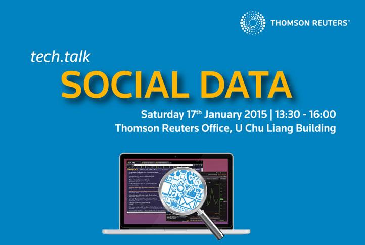 reuters Social Data job
