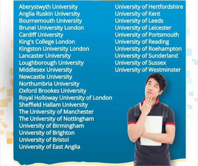 universities interview day