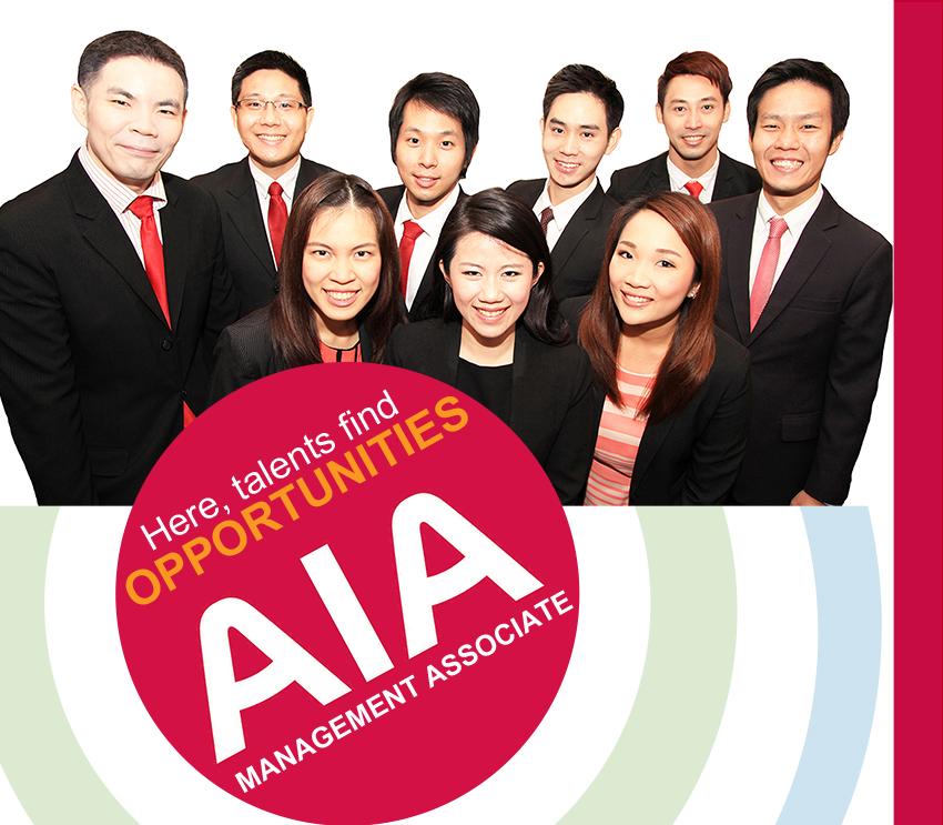 Management Associate Job AIA