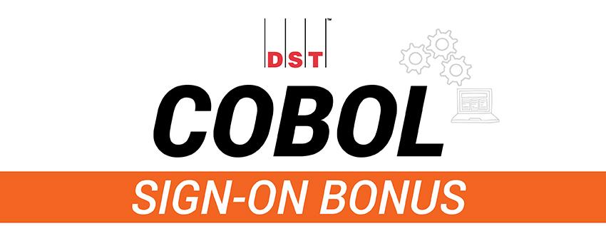 DST COBOL jobs