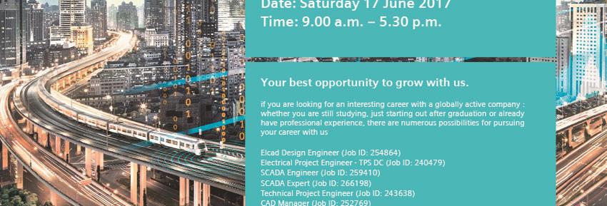 Siemens jobs