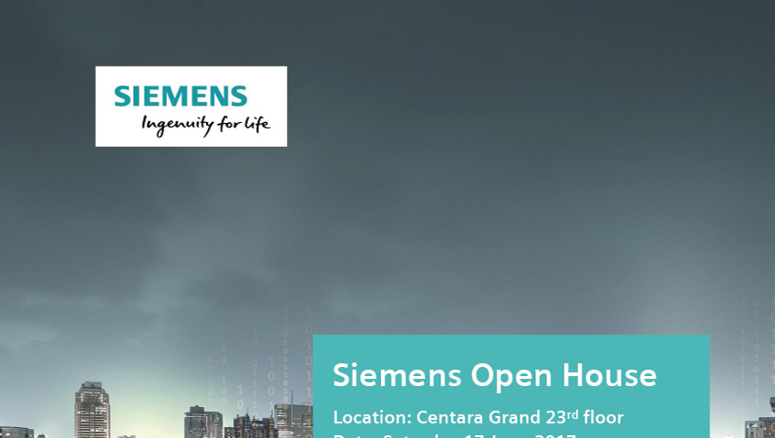 Siemens Open House 2017