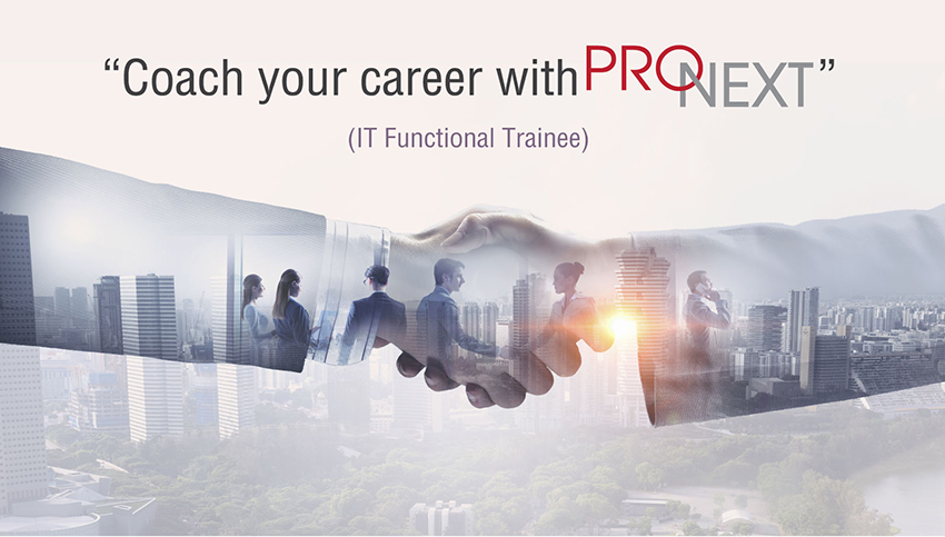 Coach your career with ProNext