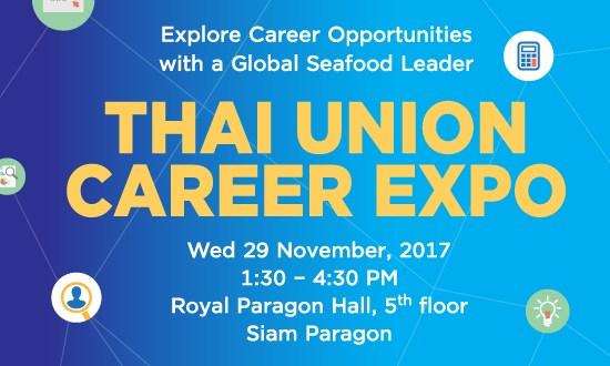 Thai Union Career Expo 2017