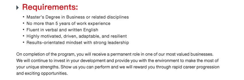 CENTRAL Group Brand Management jobs