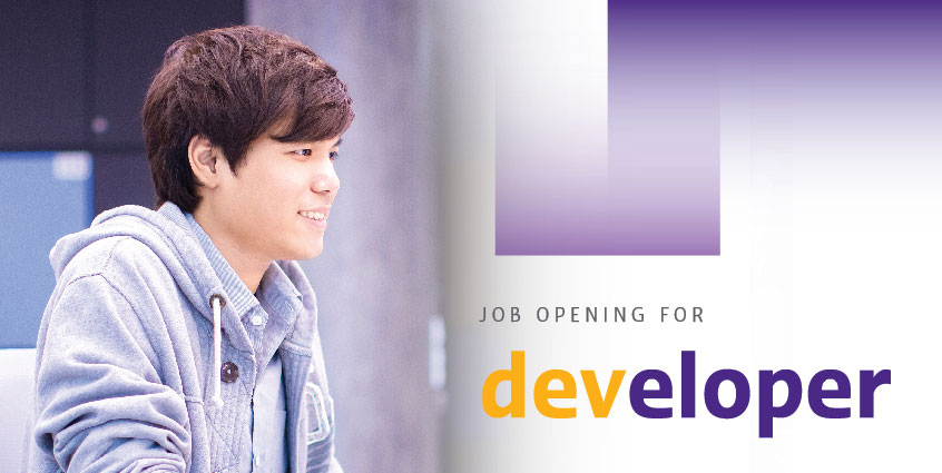 SCB developer job