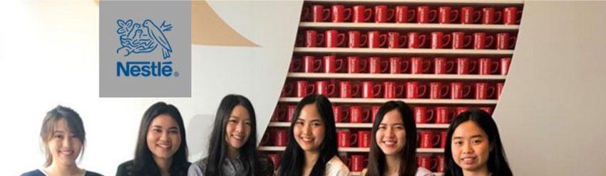 Nestle Young Leader Program