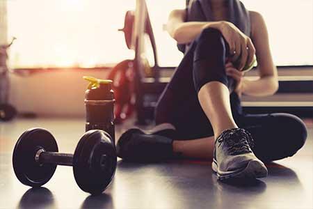 ดูแลสุขภาพกาย และใจ