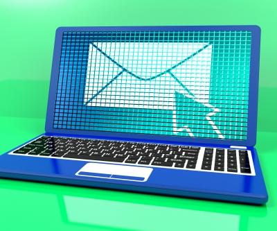 การจัดการกับอีเมล