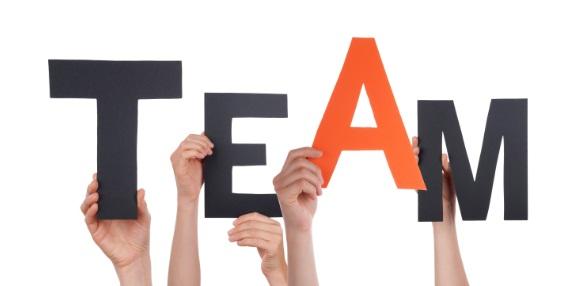 การทำงานเป็นทีม