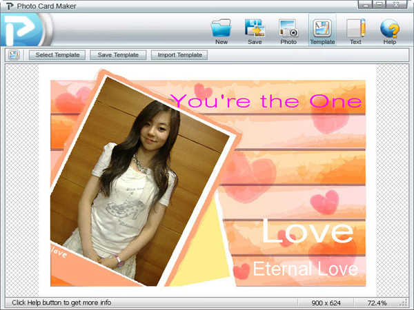 ส่งความสุขด้วยการ์ดสวย ๆ กับ Photo Card Maker