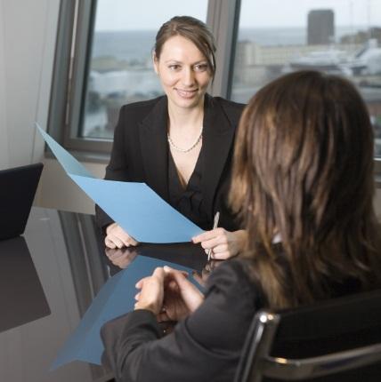 สื่อสารกับการสัมภาษณ์งาน
