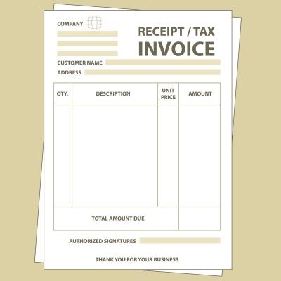 ใบกำกับภาษีหาย