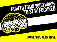 3 เทคนิคฝึกสมองให้โฟกัสงาน