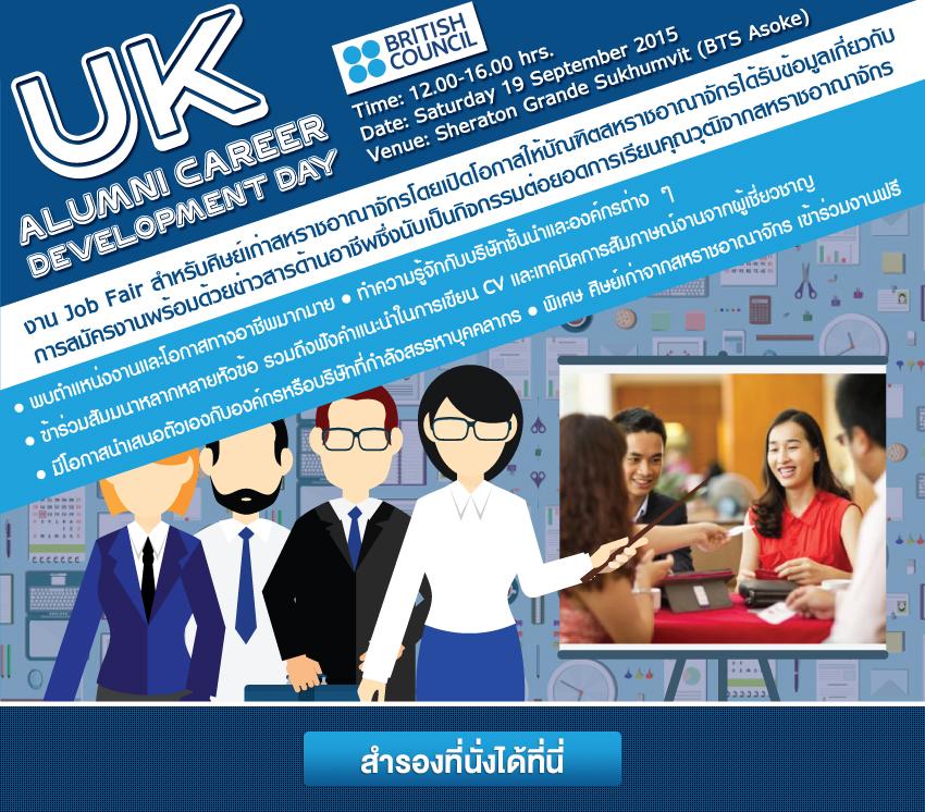 UK Alumni Career Development Day