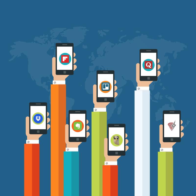 Mobile App สำหรับนักการตลาด