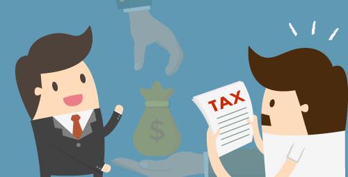 ค่าปรับยื่นภาษีช้า