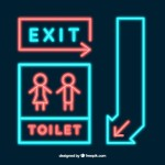 ห้องน้ำใกล้ BTS