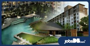 หางาน Narai Property ระดับเจ้าหน้าที่