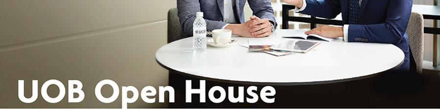 UOB Open House