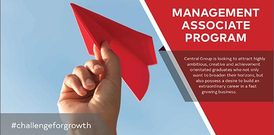 Central Management Associate Program 2019