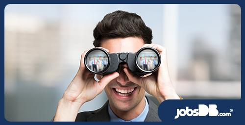 มองหางานใหม่