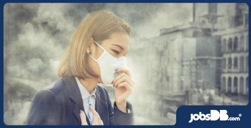 หน้ากาก PM 2.5