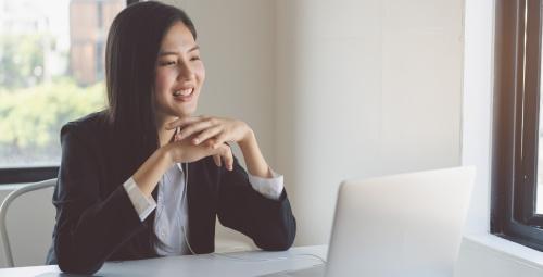 คำถาม และ คำตอบ สัมภาษณ์งานออนไลน์