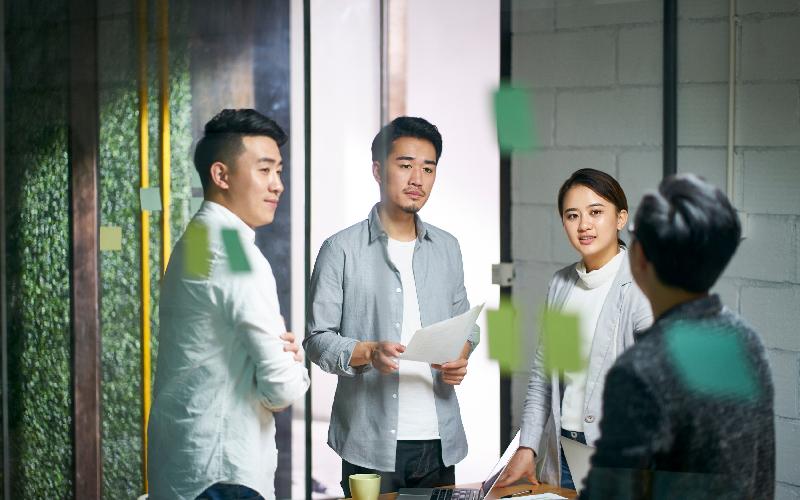 5 แนวคิดจุดไฟ เพื่อชาวมิลเลนเนียล จากซีรีย์ Start-Up