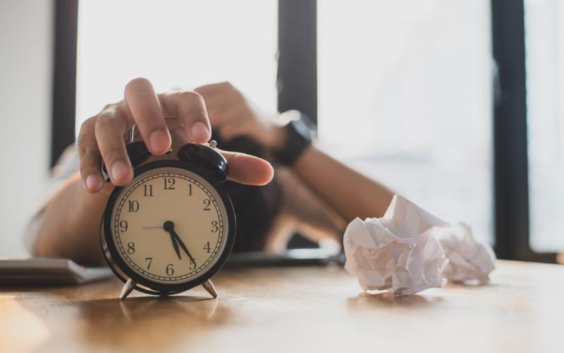 บอกลาปัญหางานล้น ทำงานไม่ทัน ด้วยเทคนิคระบบจัดตารางเวลา