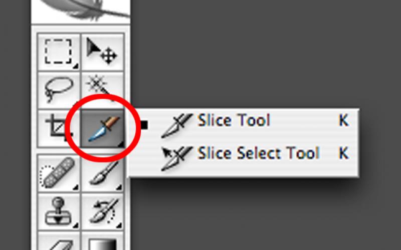 ตัดภาพเป็นชิ้นด้วย-slice-tool