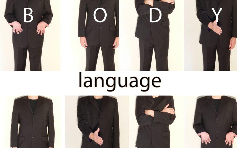 นักขายอ่านภาษากาย