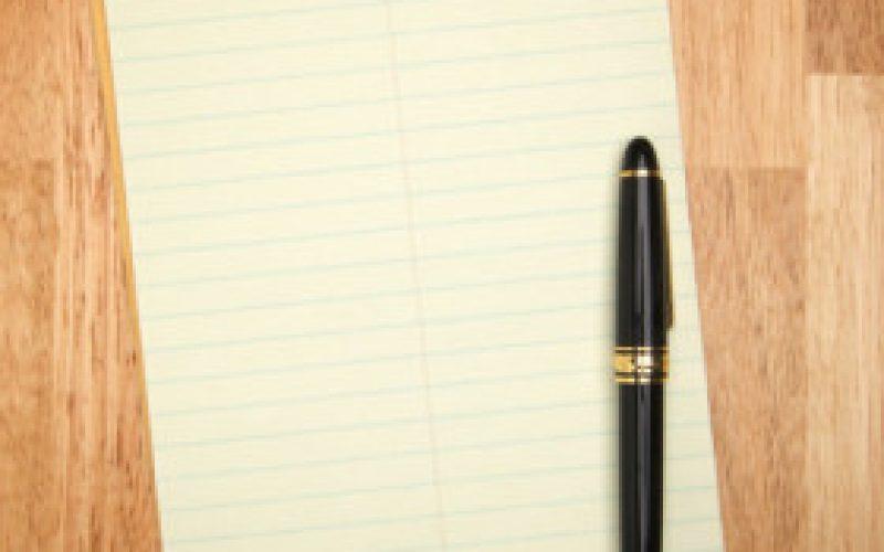วิธีเขียนจดหมายสมัครงาน