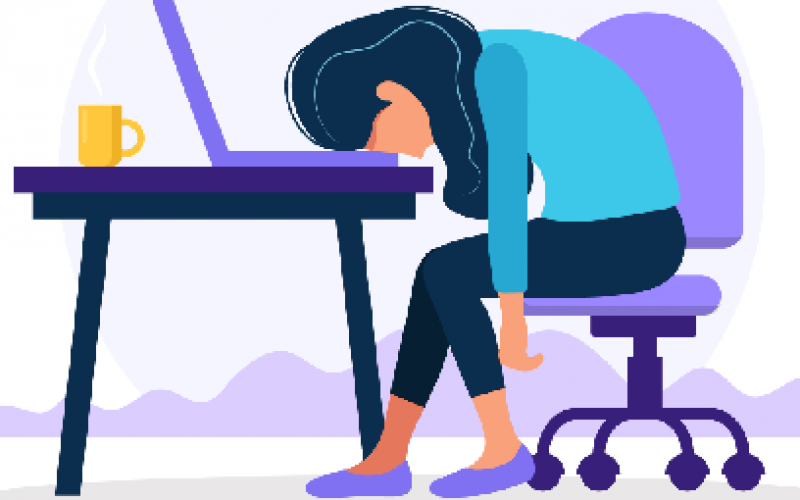 5 วิธีแก้อาการ Burnout