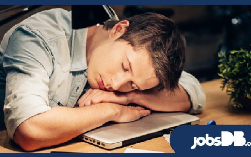 หมดไฟในการทำงาน burnout