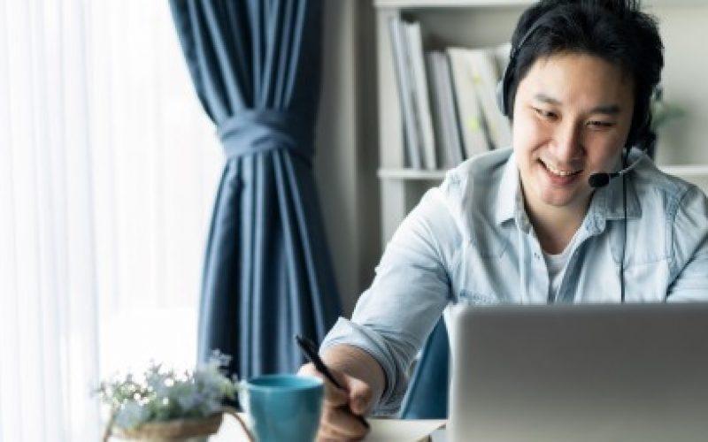 สัมภาษณ์งานออนไลน์แบบมืออาชีพ