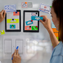 UX/UI designer นักออกแบบผู้สร้างสรรค์เว็บไซต์และแอปพลิเคชันให้โดดเด่น